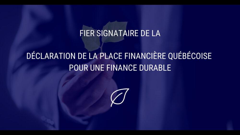 finance durable